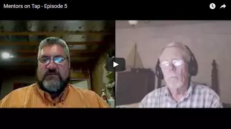 Mentors On Tap – Episode 5