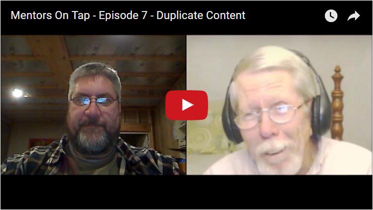 Mentors On Tap – Episode 7