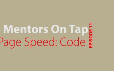 Mentors on Tap – Episode 11