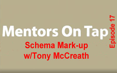 Mentors On Tap – Ep. 17 – Structured Data